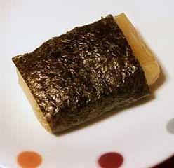 磯部餅(切り餅1個)134kcal