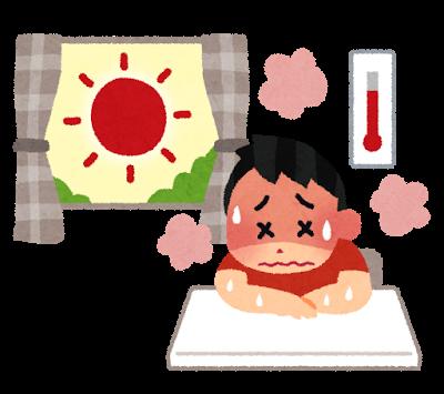 「熱中症?!脱水症?!」この時期ニュースで騒がれる熱中症。。。「ハイハイ分かってます。あれよね熱い時に汗かいちゃったりして脱水…ん? 脱水症?熱中症?あれれれれ」
