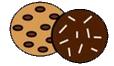 クッキー1枚