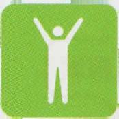 毎日の体重、血圧、運動、食事の記録を簡単管理。