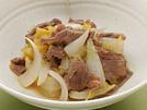 牛肉は赤身を使い、オレンジとしょうがの香りを効かせて、さっぱり仕上げます。あまり食欲がないときや、牛肉の臭いが苦手な方にもおすすめのレシピです。詳細はコチラへ