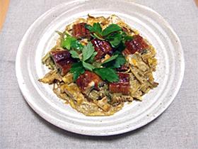 ウナギはスタミナ食として有名。ビタミンA,B,D、鉄分が豊富で、夏に疲れた体を回復させる効果はバッチリです。